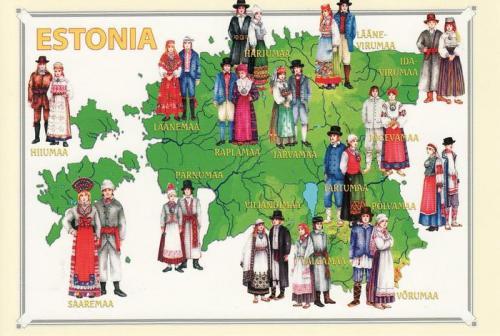Особенности эстонии. Миф о медлительности эстонцев... или национальные черты эстонского народа