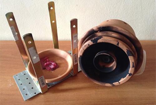 Kandle Heeter своими руками. Свечной обогреватель: принцип работы, изготовление своими руками, хранение и использование