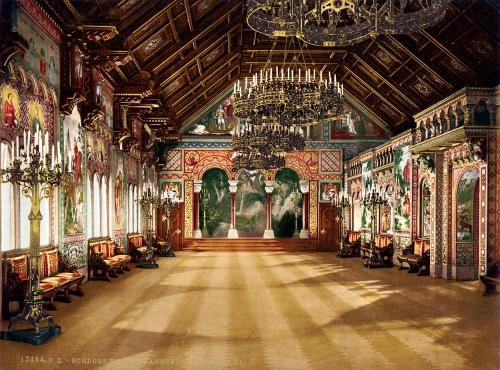 Нойшванштайн интересные факты. Баварская легенда – замок Нойшванштайн