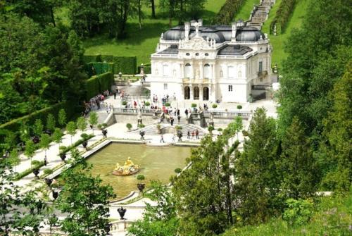 Замок в мюнхене. 8 самых красивых замков недалеко от Мюнхена