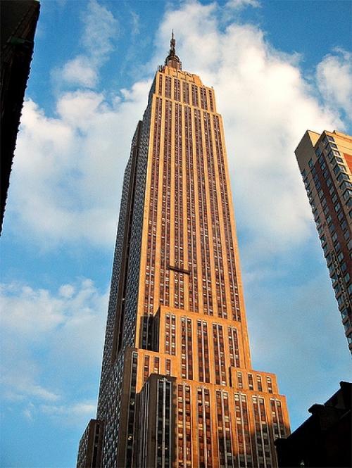 Эмпайр-Стейт Билдинг сколько этажей. Эмпайр стейт билдинг