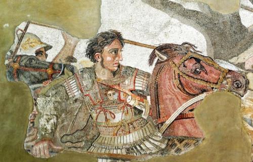 Интересные факты о македонском. Александр Македонский — интересные факты