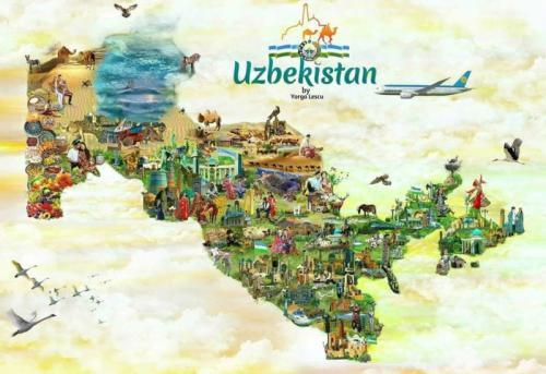 Узбекистан интересные факты о стране. Интересные факты об Узбекистане Разное