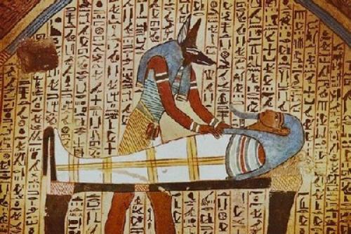 Хирургия в древнем Египте.
