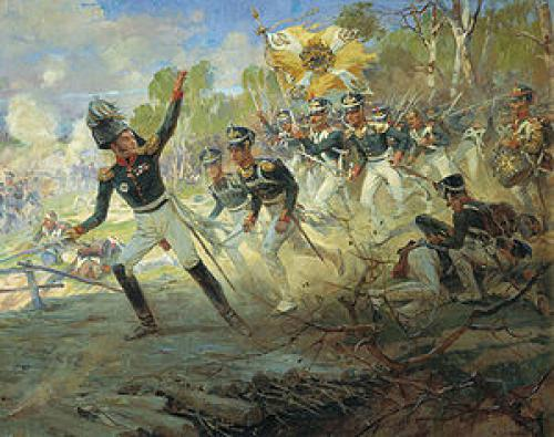История россии история отечественная война 1812 года. Начало войны