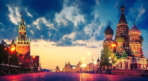 Факты о Москве в цифрах. 20 познавательных фактов о Москве
