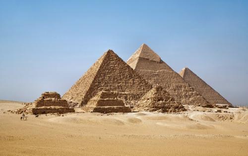 Пирамиды, как чудо света. Пирамида Хеопса — древнейшее из семи чудес света