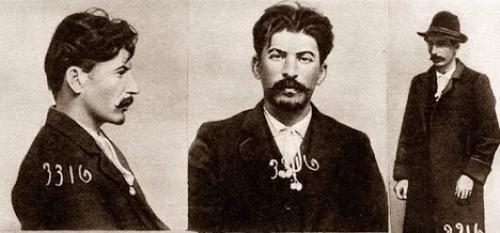 Правдивые истории про Сталина. Иосиф Сталин был криминальным авторитетом по кличке Рябой