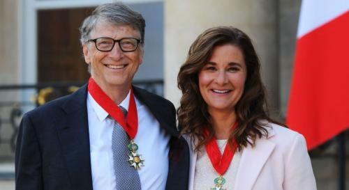 Фиби адель Гейтс. Жена и дети Билла Гейтса