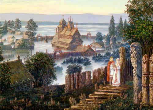 Интересные факты о возрождении Руси. Интересные факты о Древней Руси
