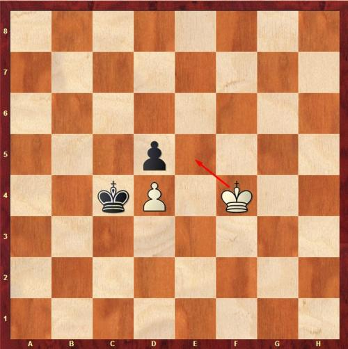 Цугцванг пример. Что такое цугцванг в шахматах?
