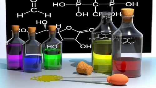 История происхождения химии интересные факты. Химия — интересные факты