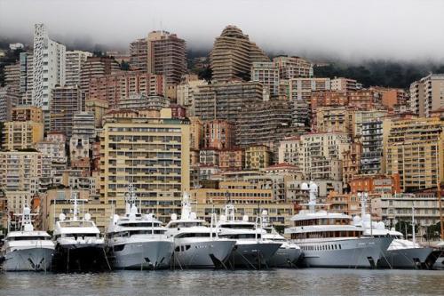 Преступность в Монако. Строительный бум