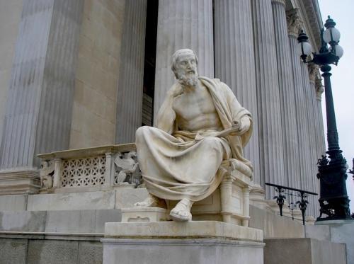 Геродот путешественник. Путешествие и открытия Геродота — Странствия по ойкумене