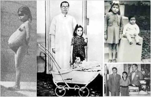 Самые ранние роды в истории. 1. Самая молодая мама в мире