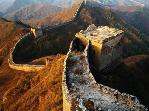 Великая Китайская стена длина. Какой длины Великая китайская стена