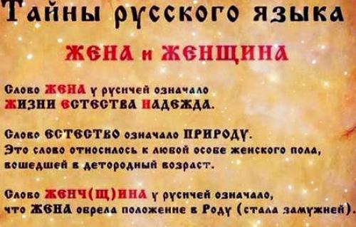 Редкие слова русского языка и их значение для детей. Необычные слова и их значения