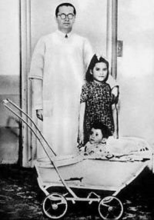 Самые ранние роды в мире. Лина Медина