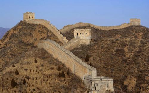 История создания Великой Китайской стены