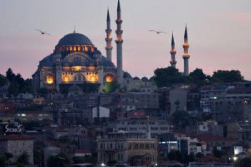 Сулеймание. Легенды и интересные факты о мечети Сулеймание