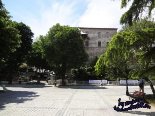 Дворец Ибрагима-паши. Дворец Ибрагима паши