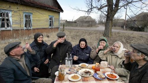 Авария в Припяти. Припять: что случилось с городом