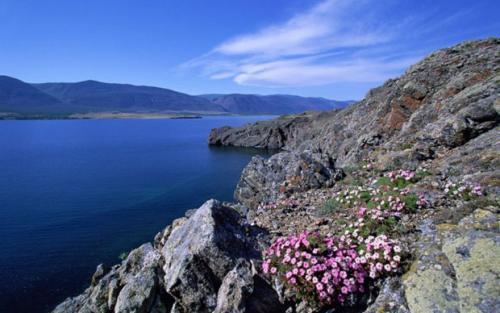 Самое большое озеро в Европе. Самое большое озеро в России