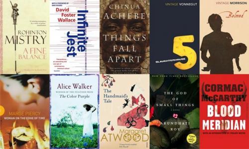 Лучшие книги 21 века на английском языке. 100 лучших книг на английском языке по версии «The Guardian»