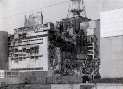 Авария на Чернобыльской АЭС кратко. Чернобыль. Авария 1986 года