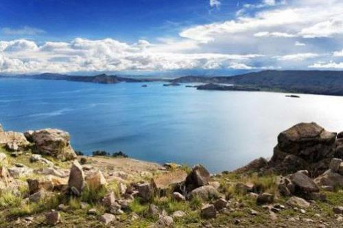 Самое большое высокогорное озеро нашей планеты. Самое большой горное озеро
