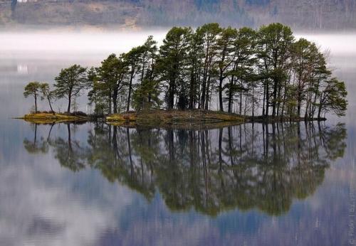 Самое глубокое озеро в Европе!