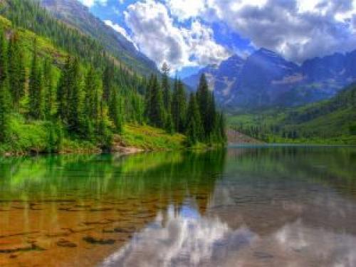 Самое большое озеро на земле. Самое большое пресное озеро мира