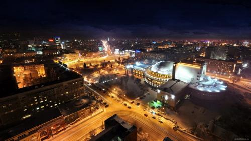 Интересные факты о Новосибирске. Новосибирск: фото и интересные факты о Столице Сибири