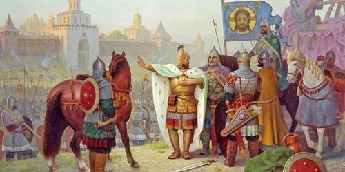 Кончина основателя Москвы вел. Почему основатель Москвы похоронен под Киевом?