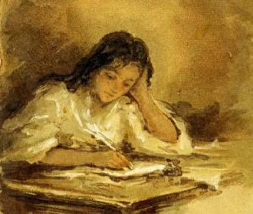 В какой главе находится Письмо Татьяны к Онегину. Письмо Татьяны к Онегину («Я к вам пишу — чего же боле…»)