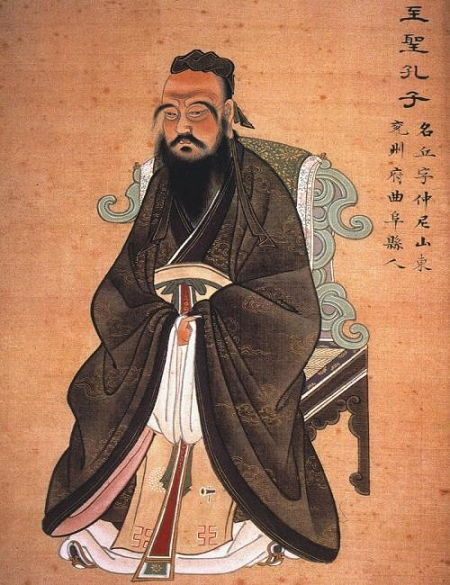 Учение конфуция. Основоположник