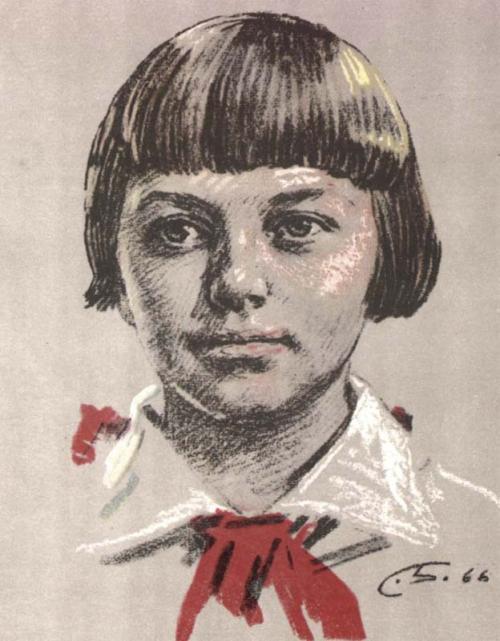 Герой советского союза Портнова зинаида мартыновна. Зина Портнова