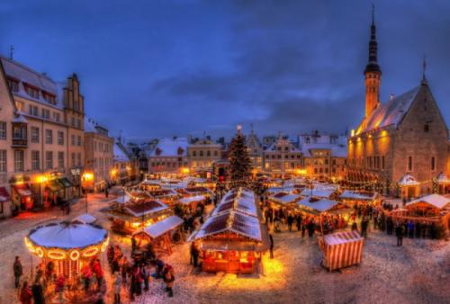 Интересные факты о старом Таллине. Интересные факты о Таллине