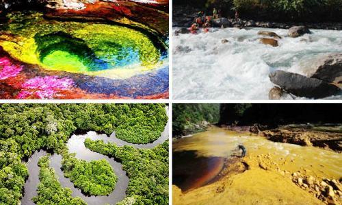 Факты о реках. Интересные факты о реках. Топ 15 фактов
