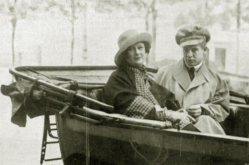 Айседора Дункан и Есенин. Есенин и Айседора Дункан: история любви и факты