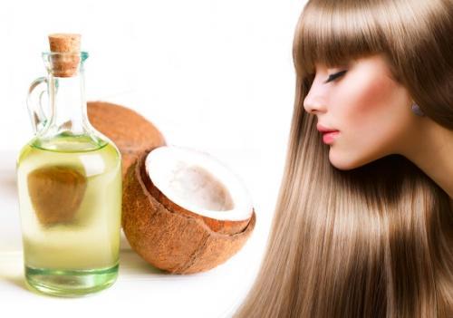 Масло кокосовое свойства и применение. Для ухода за волосами и от их выпадения