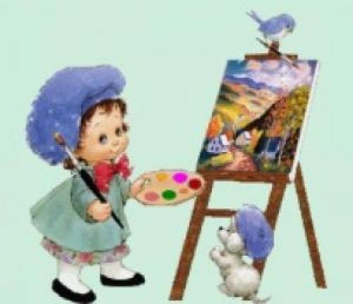 Загадки про портрет для детей с ответами. Загадки про художника