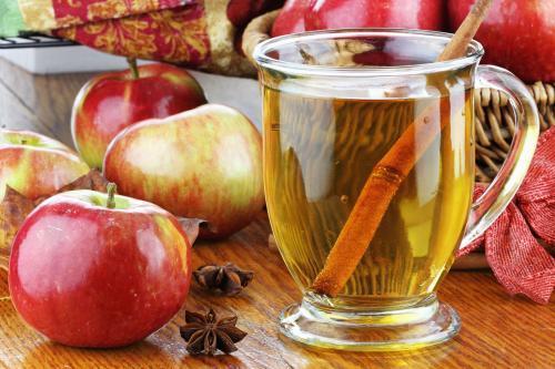 Чай облепиха яблоко. Яблочный чай — основы приготовления