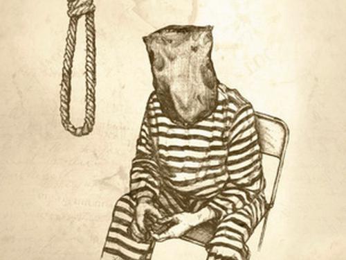 Четыре заключенных приговорены к казни. Очень интересная логическая загадка про осужденного