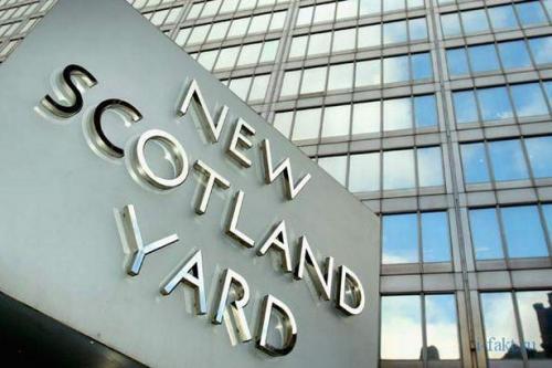 Почему Скотланд ярд так называется. Почему лондонская полиция называется Скотланд ярд
