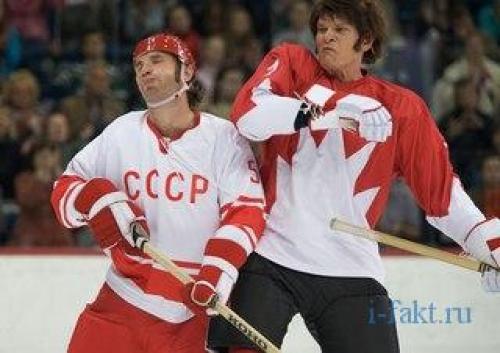 Нам такой хоккей не нужен фраза. Такой хоккей нам не нужен !