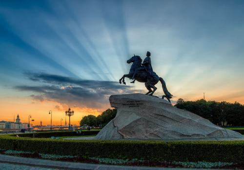 Интересные факты о памятнике Медный всадник.