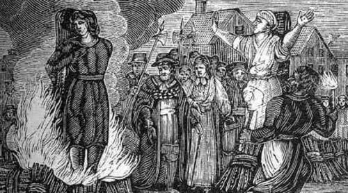 Самая известная ведьма. Самые известные ведьмы средневековья (5 фото)