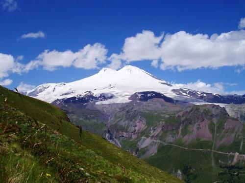 Какие горы самые высокие в Европе. Какая самая высокая гора в Европе