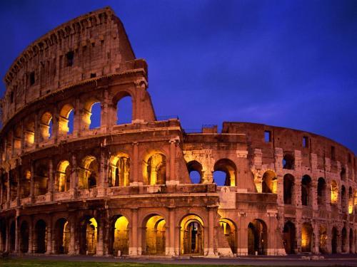Интересные факты о Риме. 83 интересных факта о Риме